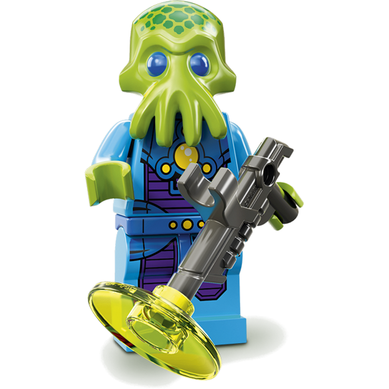 LEGO® Minifigures Serie 13 71008-07 - Alien