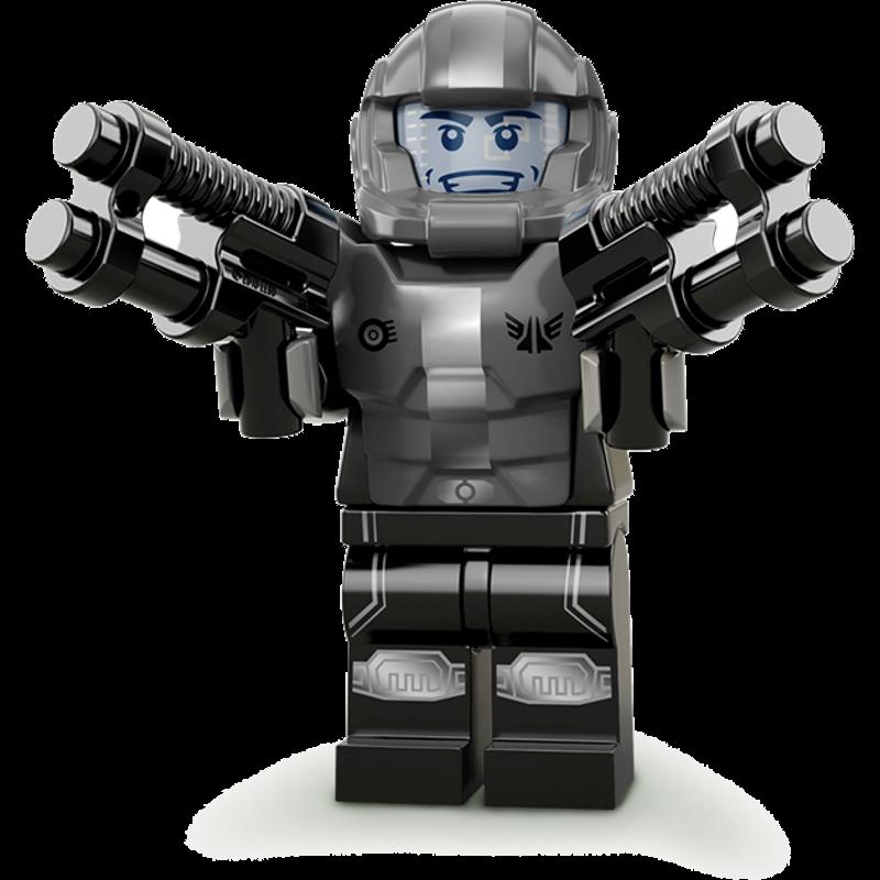 LEGO® Minifigures Serie 13 71008-16 - Galaxy Trooper