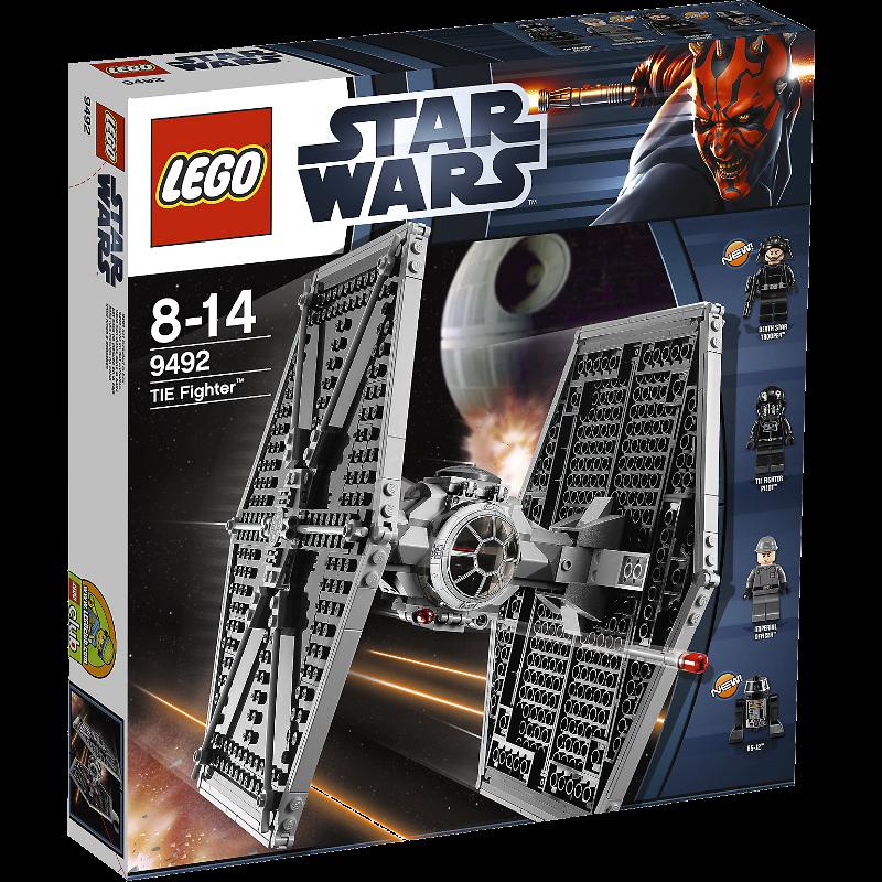 LEGO® Star Wars 9492 - TIE Fighter
