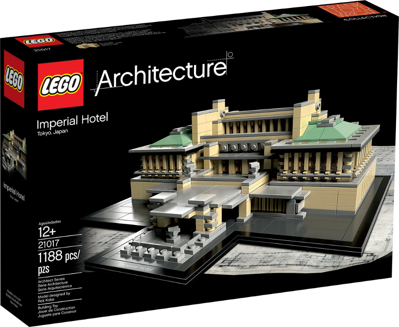 LEGO® Architecture 21017 - Imperial Hotel
