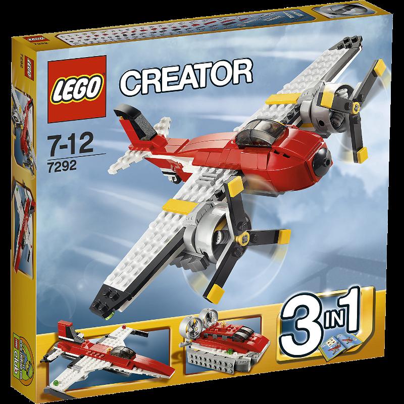 LEGO® Creator 7292 - Propellerflugzeug