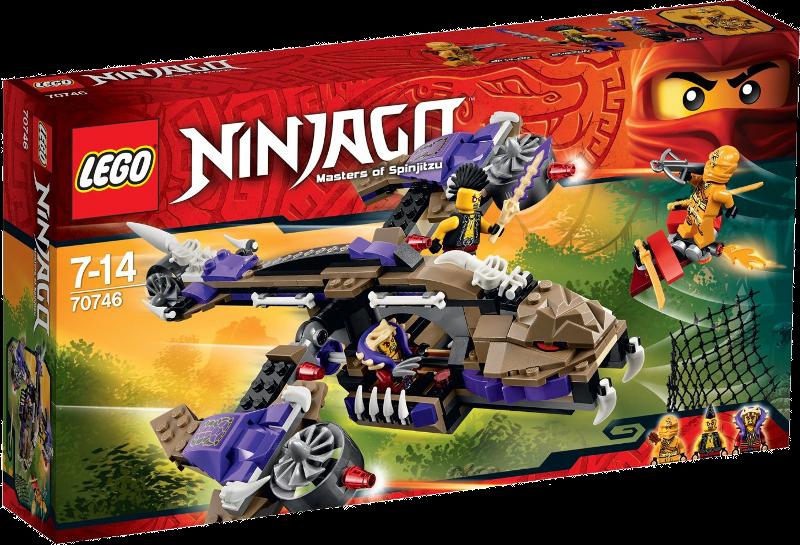 LEGO® NINJAGO® 70746 - Condrai-Copter