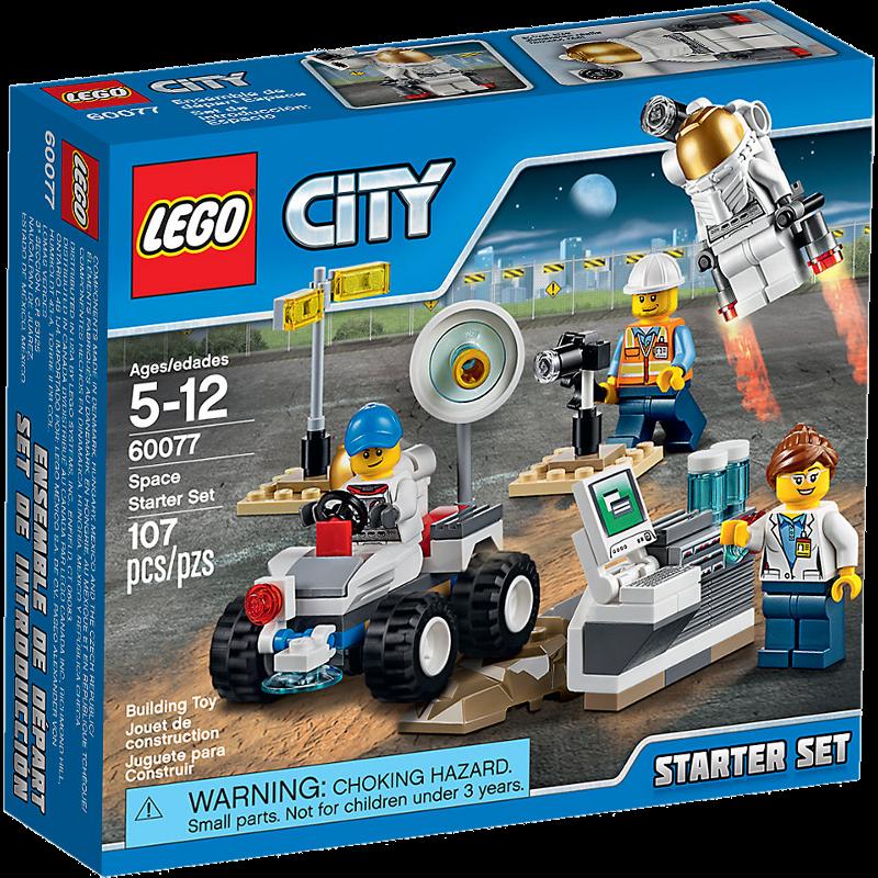 LEGO® City 60077 - Weltraum Starter-Set