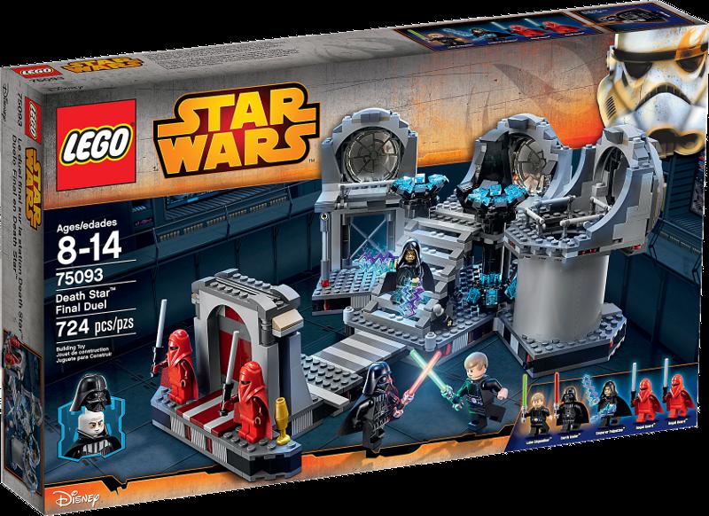 LEGO® Star Wars 75093 - Death Star™ Final Duel