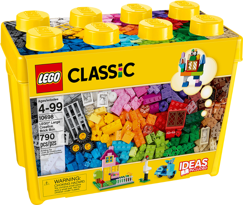 LEGO® Classic 10698 - Große Bausteine-Box