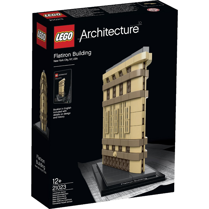 LEGO® Architecture 21023 - Flatiron Building