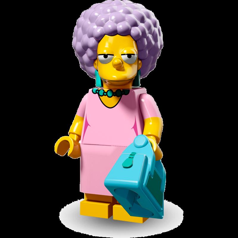 LEGO® Minifigures Simpsons Serie 2 71009-12 - Patty