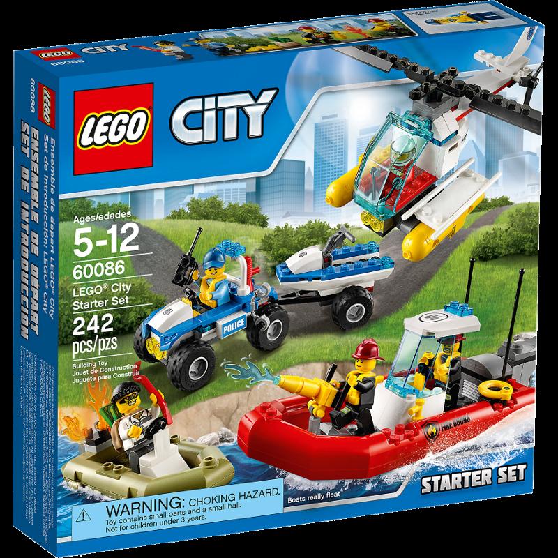 LEGO® City 60086 - Starter-Set