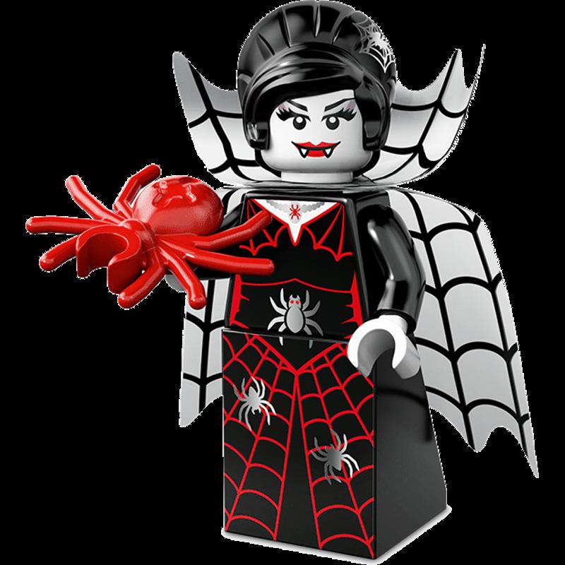 LEGO® Minifigures Serie 14 71010-16 - Spinnen-Lady