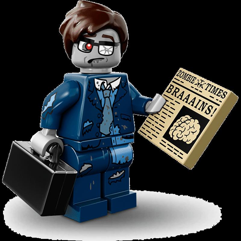 LEGO® Minifigures Serie 14 71010-13 - Zombie-Geschäftsmann