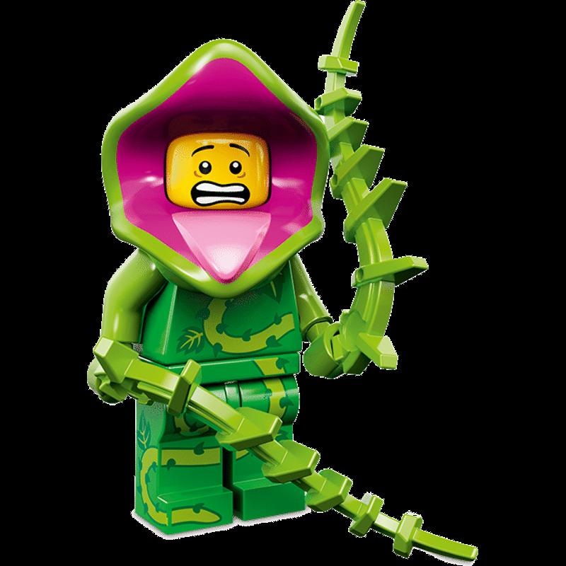 LEGO® Minifigures Serie 14 71010-05 - Pflanzenungeheuer