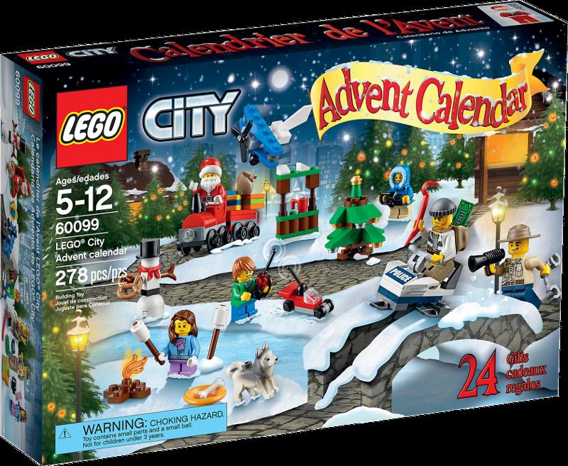 LEGO® City 60099 - Adventskalender 2015