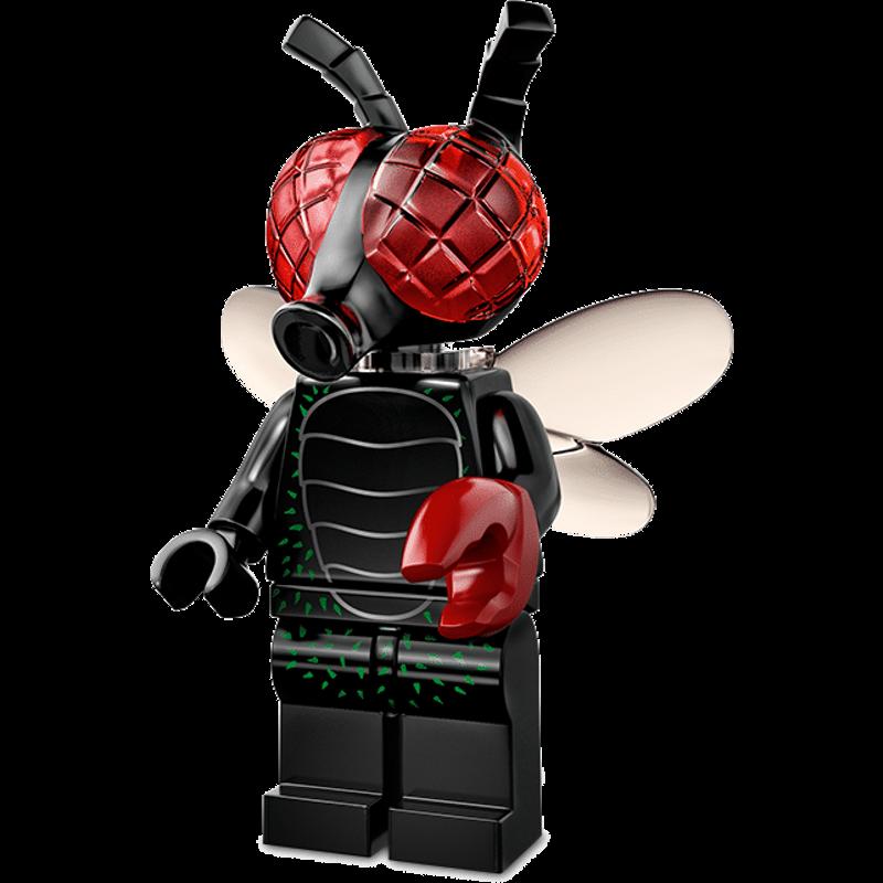 LEGO® Minifigures Serie 14 71010-06 - Fliegen-Monster