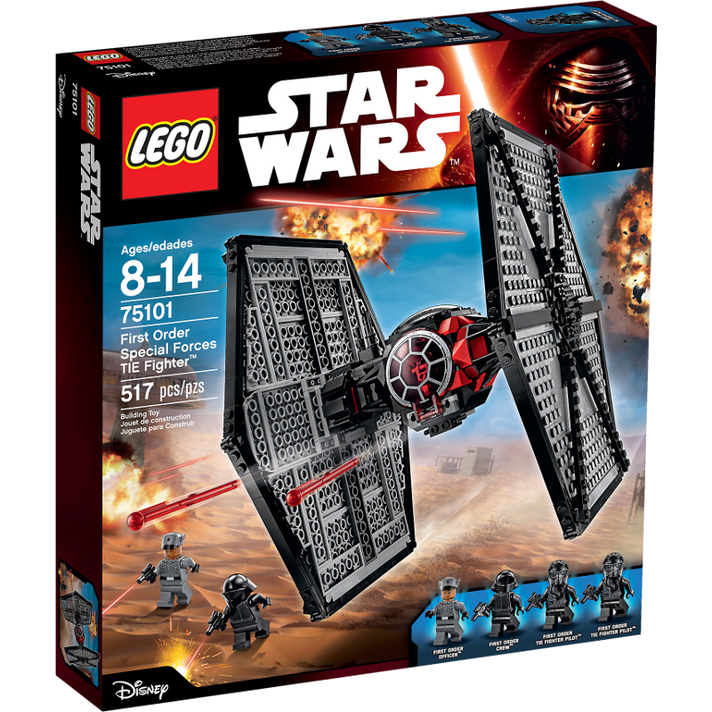 LEGO® Star Wars 75101 - First Order Special Forces TIE Fighter™
