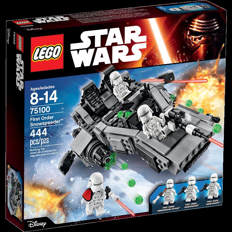 LEGO® Star Wars 75100 - First Order Snowspeeder™