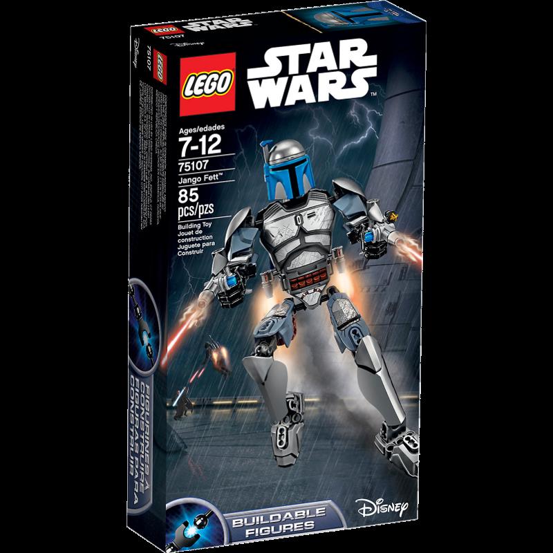LEGO® Star Wars 75107 - Jango Fett™