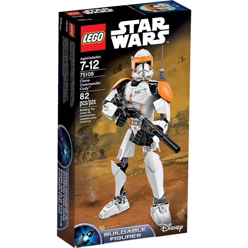 LEGO® Star Wars 75108 - Clone Commander Cody™