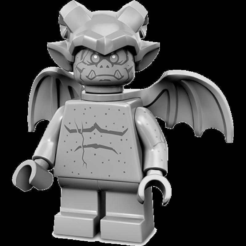 LEGO® Minifigures Serie 14 71010-10 - Wasserspeier