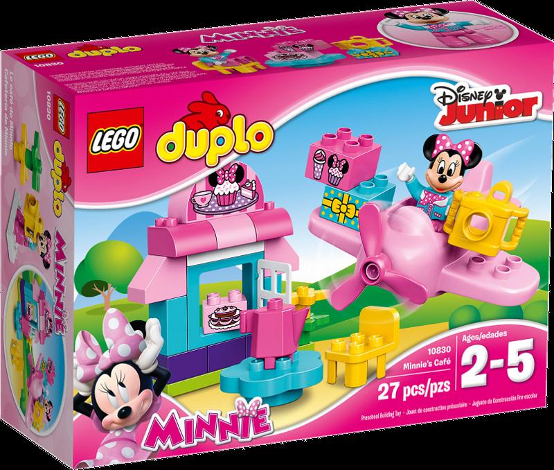 LEGO® DUPLO® 10830 - Minnies Café