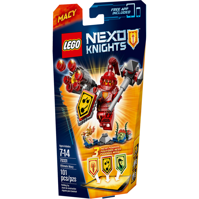 LEGO® NEXO KNIGHTS™ 70331 - Ultimative Macy