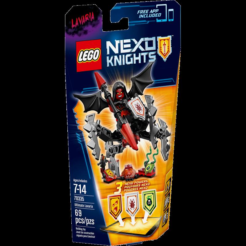LEGO® NEXO KNIGHTS™ 70335 - Ultimative Lavaria