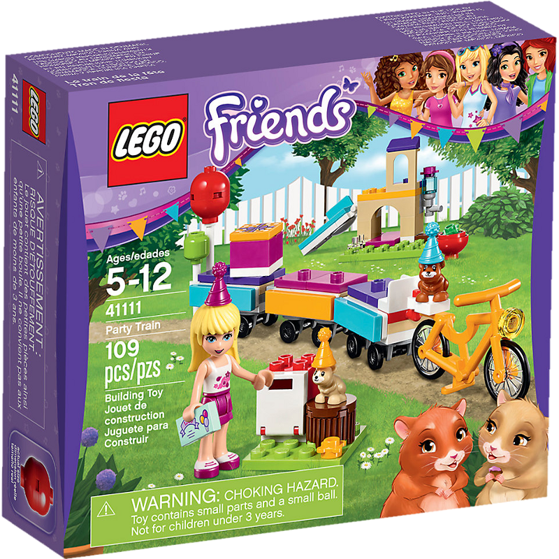 LEGO® Friends 41111 - Partyzug