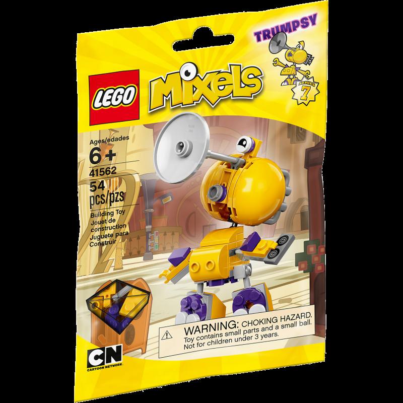 LEGO® MIXELS™ Serie 7 41562 - Trumpsy