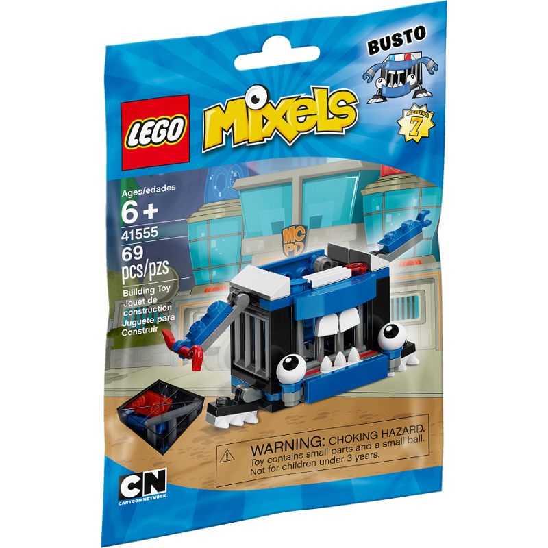 LEGO® MIXELS™ Serie 7 41555 - Busto