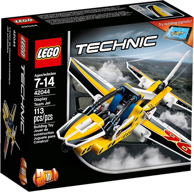 LEGO® Technic 42044 - Düsenflugzeug