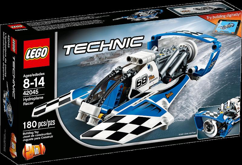 LEGO® Technic 42045 - Renngleitboot