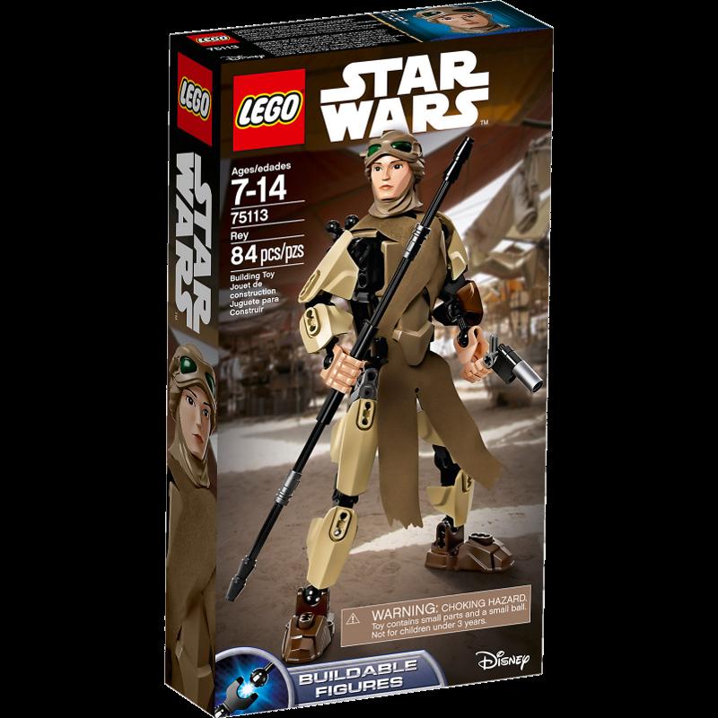 LEGO® Star Wars 75113 - Rey