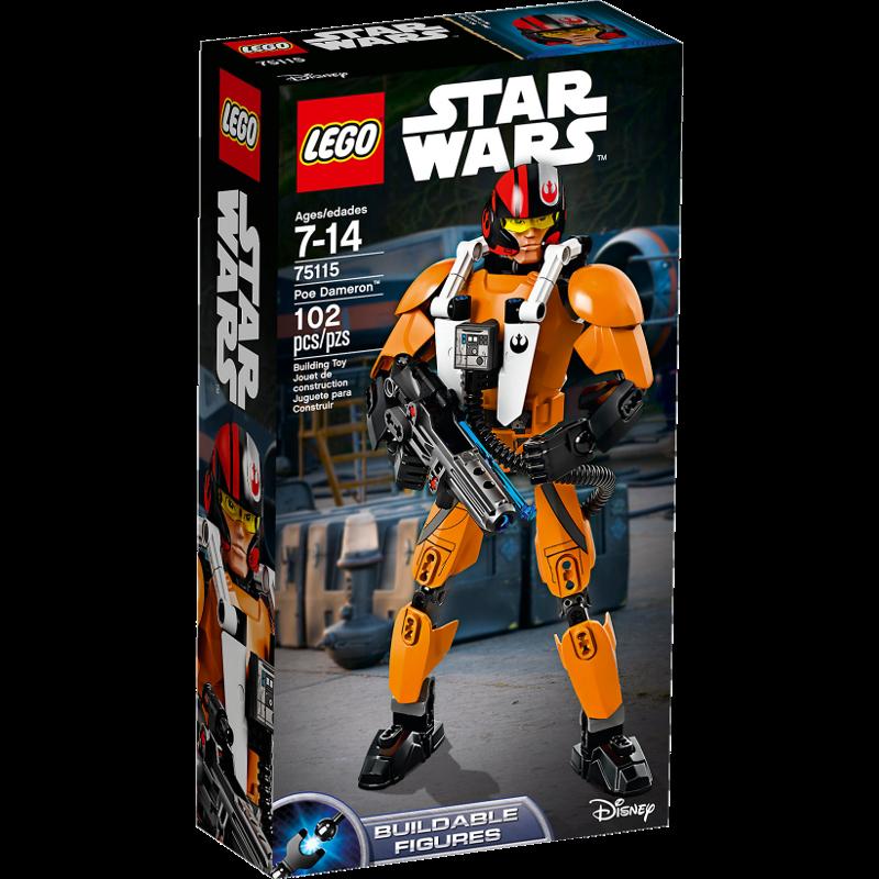LEGO® Star Wars 75115 - Poe Dameron™