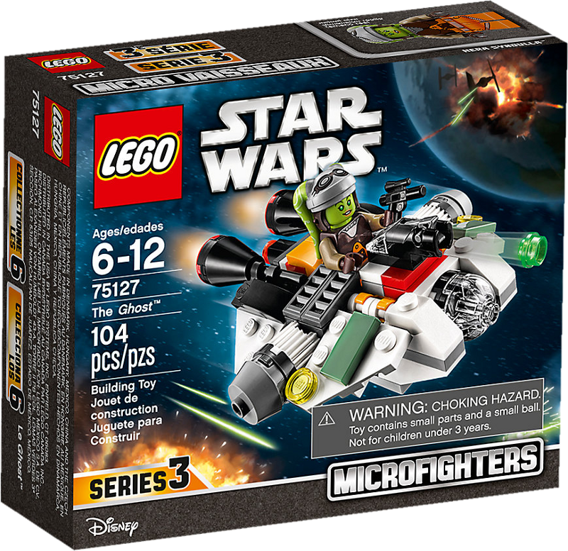 LEGO® Star Wars 75127 - The Ghost™