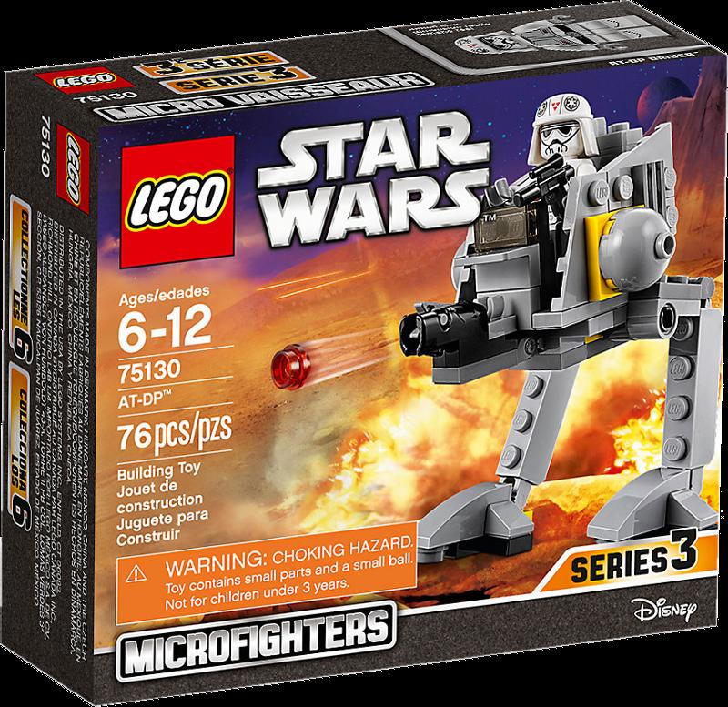LEGO® Star Wars 75130 - AT-DP™