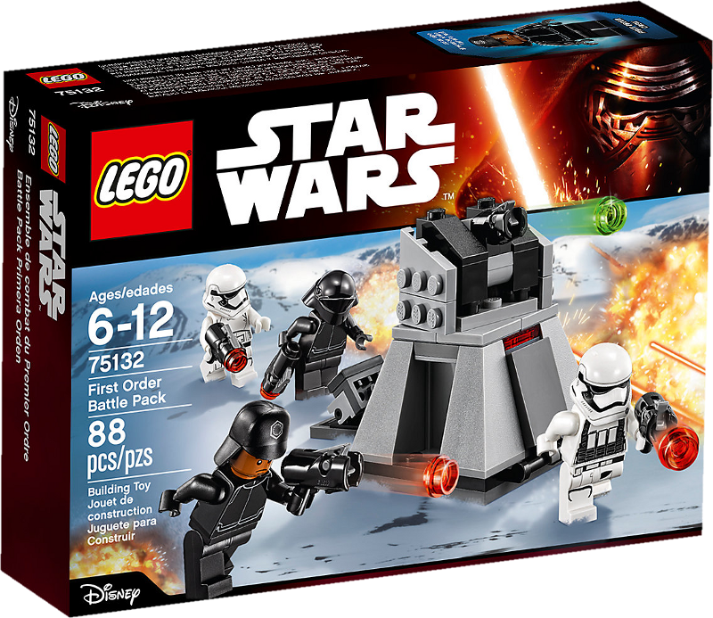 LEGO® Star Wars 75132 - First Order Battle Pack