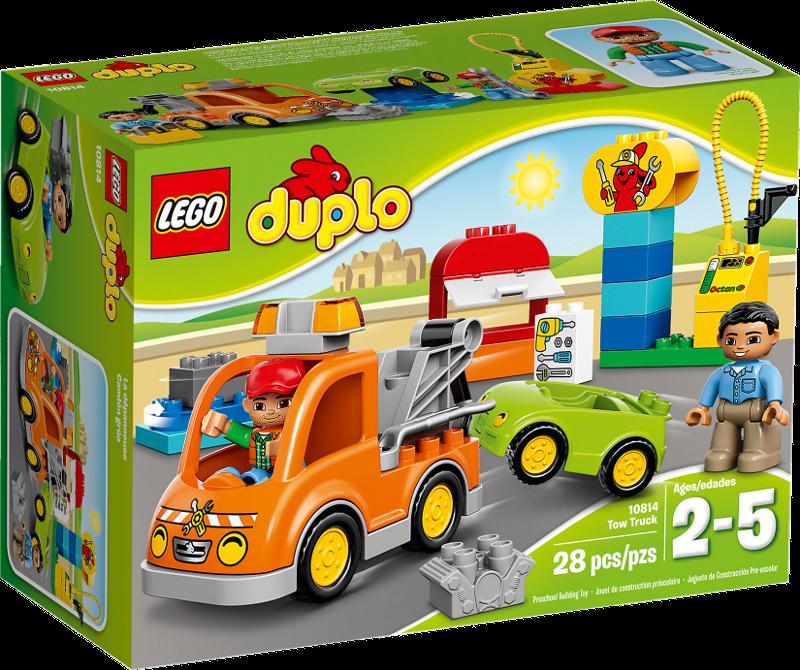 LEGO® DUPLO® 10814 - Abschleppwagen