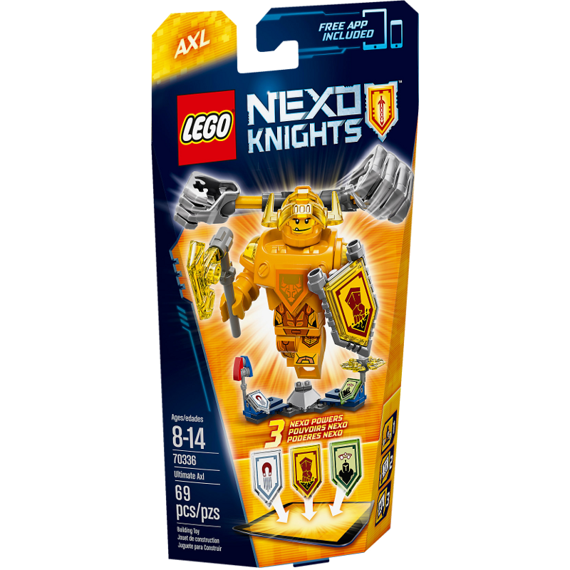 LEGO® NEXO KNIGHTS™ 70336 - Ultimativer Axl