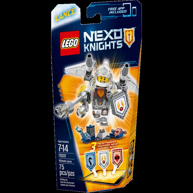 LEGO® NEXO KNIGHTS™ 70337 - Ultimativer Lance