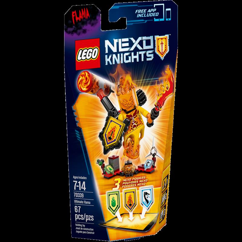 LEGO® NEXO KNIGHTS™ 70339 - Ultimativer Flama