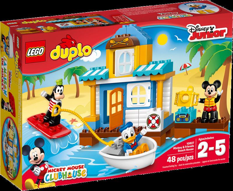 LEGO® DUPLO® 10827 - Mickys Strandhaus