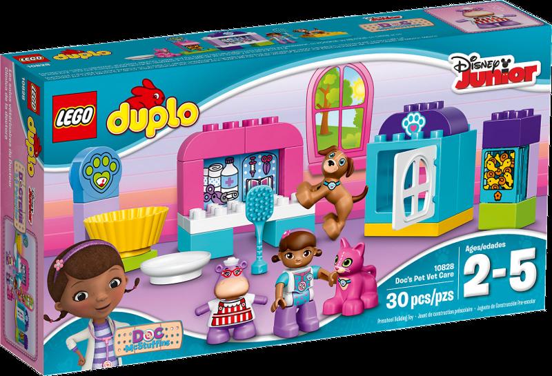 LEGO® DUPLO® 10828 - Tierpflegesalon
