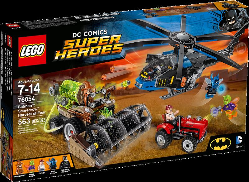 LEGO® Super Heroes 76054 - Batman™: Scarecrows™ gefährliche Ernte