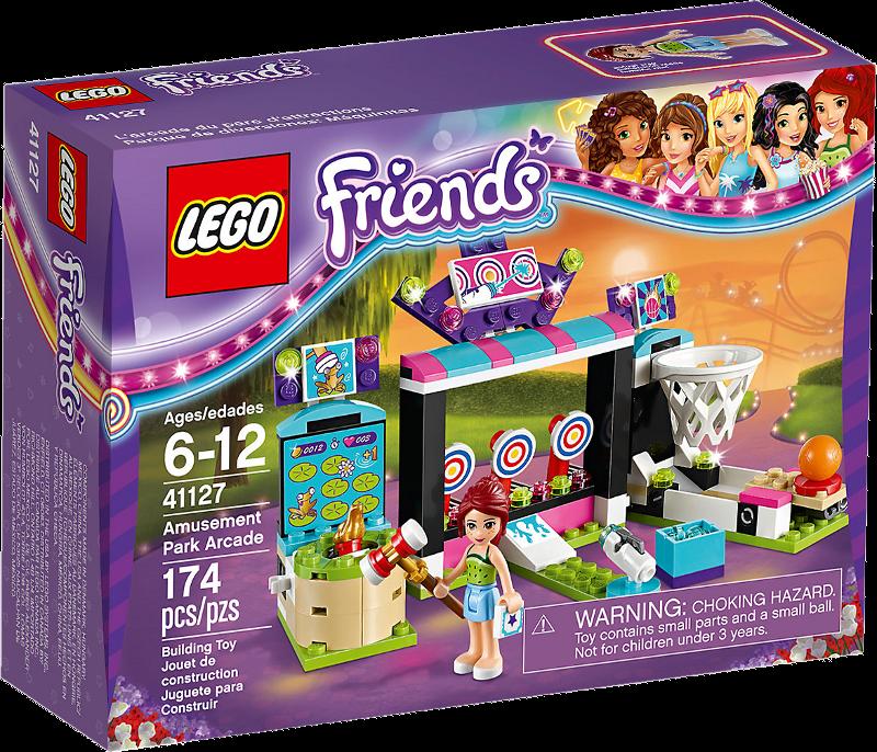 LEGO® Friends 41127 - Spielspaß im Freizeitpark