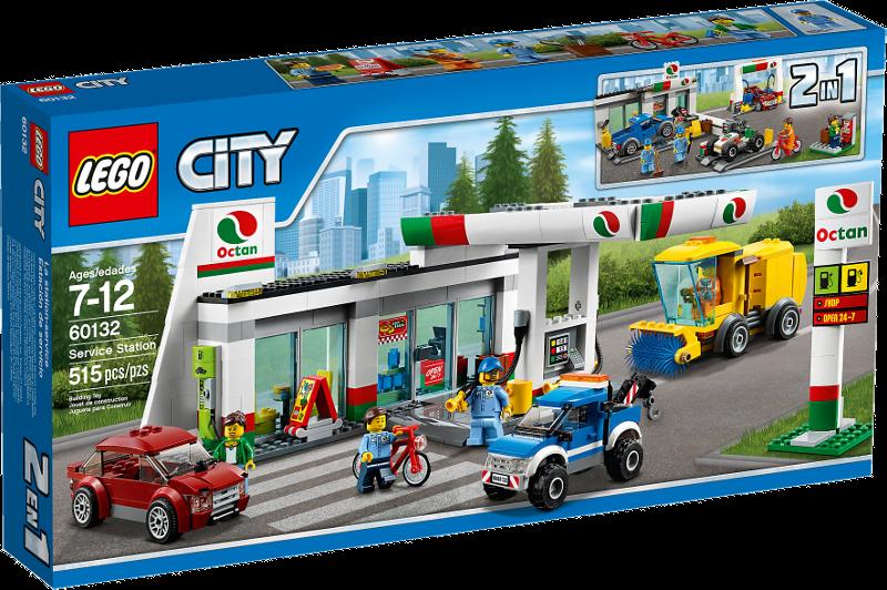 LEGO® City 60132 - Tankstelle