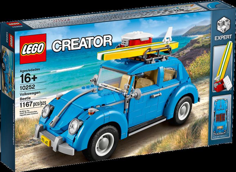 LEGO® Creator 10252 - VW Käfer