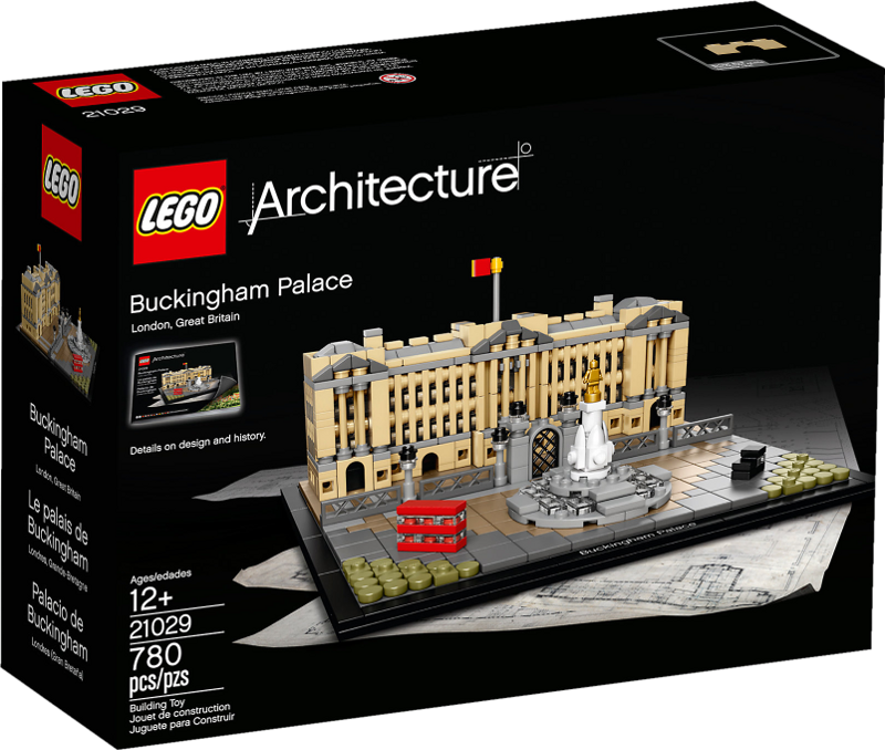 LEGO® Architecture 21029 - Der Buckingham-Palast
