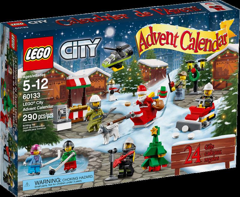 LEGO® City 60133 - Adventskalender 2016