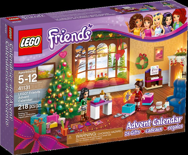LEGO® Friends 41131 - Adventskalender 2016