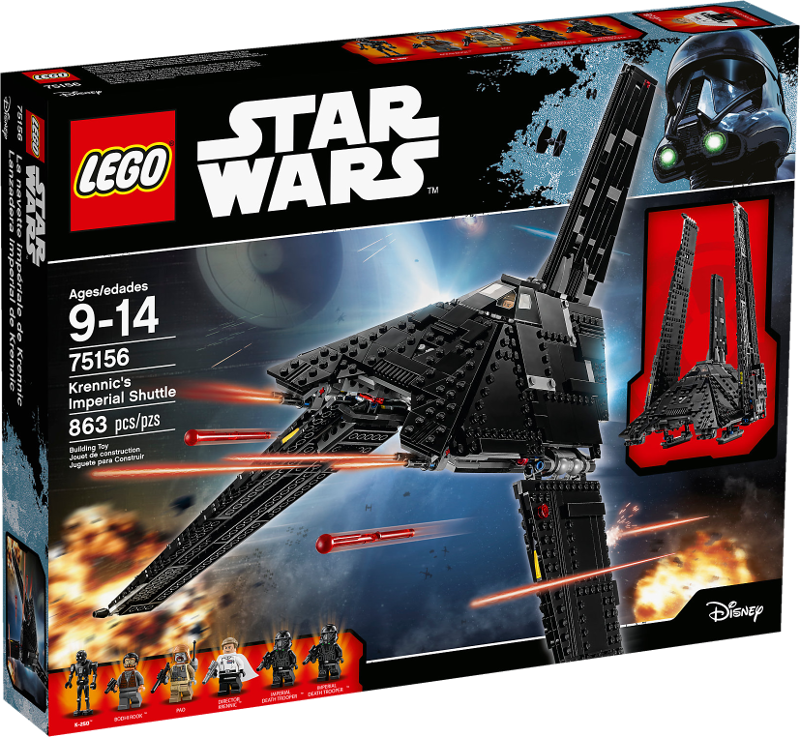 LEGO® Star Wars 75156 - Krennics Imperial Shuttle