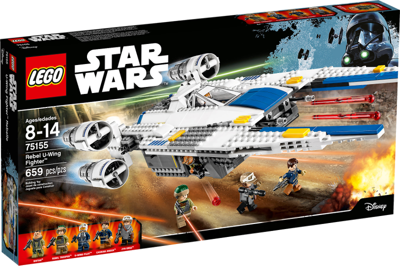 LEGO® Star Wars 75155 - Rebel U-Wing Fighter™